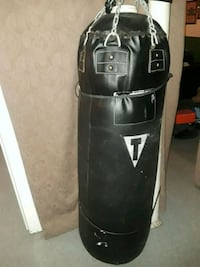Heavy bag - title boxing brand