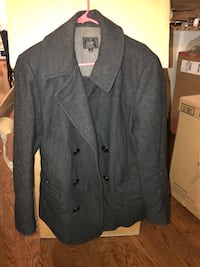 Jcrew Peacoat- mens Woodbridge, 22192