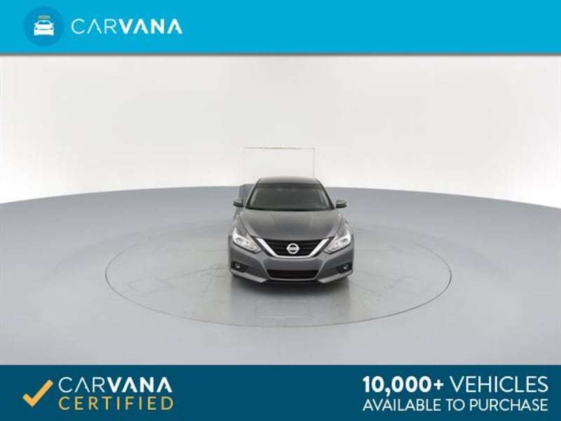 2018 *Nissan* *Altima* 2.5 SL Sedan 4D sedan Gray 18