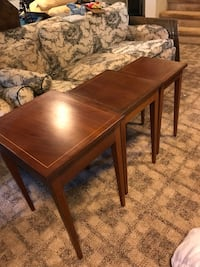 Handmade nesting tables Knoxville, 37919