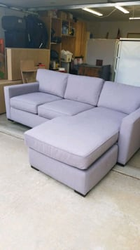 Sofa with reversible chaise! Lancaster, 93536