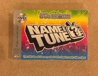 Name that tune dvd tv game box Clarksburg, 20871