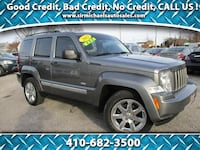 Jeep Liberty 2012 Rosedale