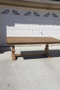 Table from pier 1,