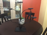 Large wrought iron candlestick  Burnaby, V5C 3T8
