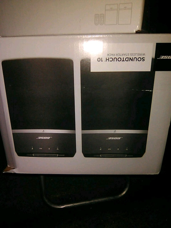 Bose soundtouch 10 (2 pairs)