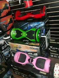 HOVERBOARD NEW IN BOX WARRANTY TOO! 546 km