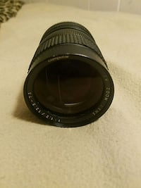 black Canon DSLR camera lens Bullhead City, 86442