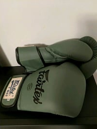 Boxing / muay thai gloves. Brand new.