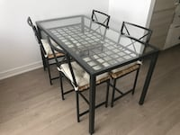 Dining set 5 pieces