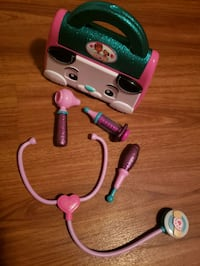 doc mcstuffin toy doctor kit
