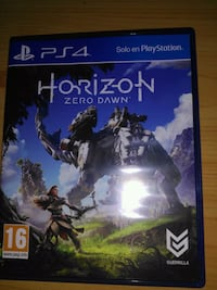 Horizon zero dawn ps4 Leganés, 28911