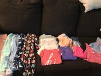 6 months carters girl lot