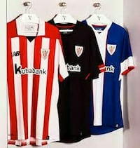 Camiseta Athletic club 17/18 Bilbao