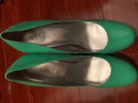 Guess heels 9.5M Kitchener, N2E 4H1