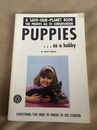 Puppies on how to care for them properly. Virginia Beach, 23462