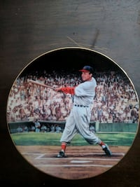 Stan Musial Plate Collection Richmond Heights, 63117
