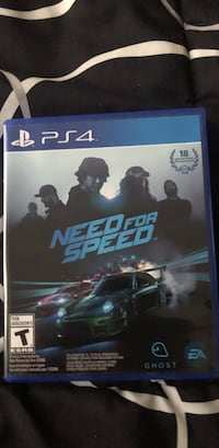 Need for speed PS4 Chantilly, 20152