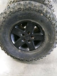 I have four tires for a Jeep!!! Glen Burnie, 21060