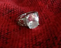 Oval cz 3 ft ring San Francisco