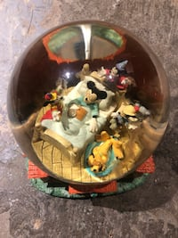 Micky Mouse Musical Globe