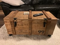 Coffee Table or storage trunk Langley, V2Y 2H2