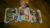 Baseball. Football and Basketball cards 70s.80s90s Citrus Heights, 95610