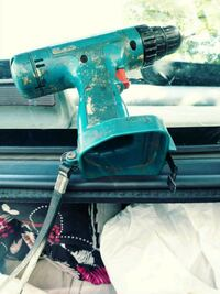 teal and black Makita cordless drill Stockton, 95206