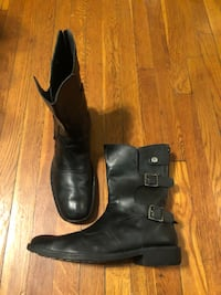 Men's Kenneth Cole boots 11 1/2 with zipper 46 km