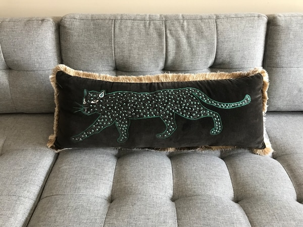 Jaguar throw pillow 3e7abf6c-f713-4101-8eaa-f01654e11d28