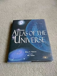 The illustrated Atlas Of The Universe Wichita, 67203
