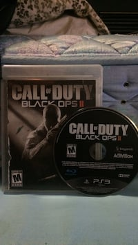 Call of Duty Black Ops PS3 game disc