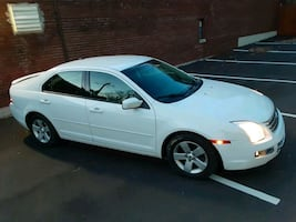 2008 Ford Fusion Se #solid vehicle
