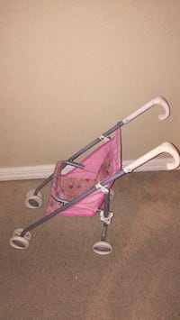 baby's pink and gray stroller Palm Coast, 32137