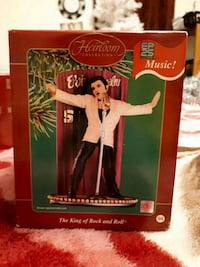 Heirloom Ornament The King of Rock and Roll