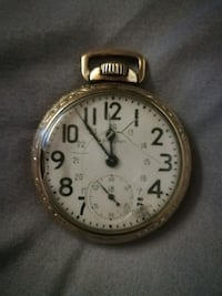 1900s rail watch Edmonton, T6A 0M6