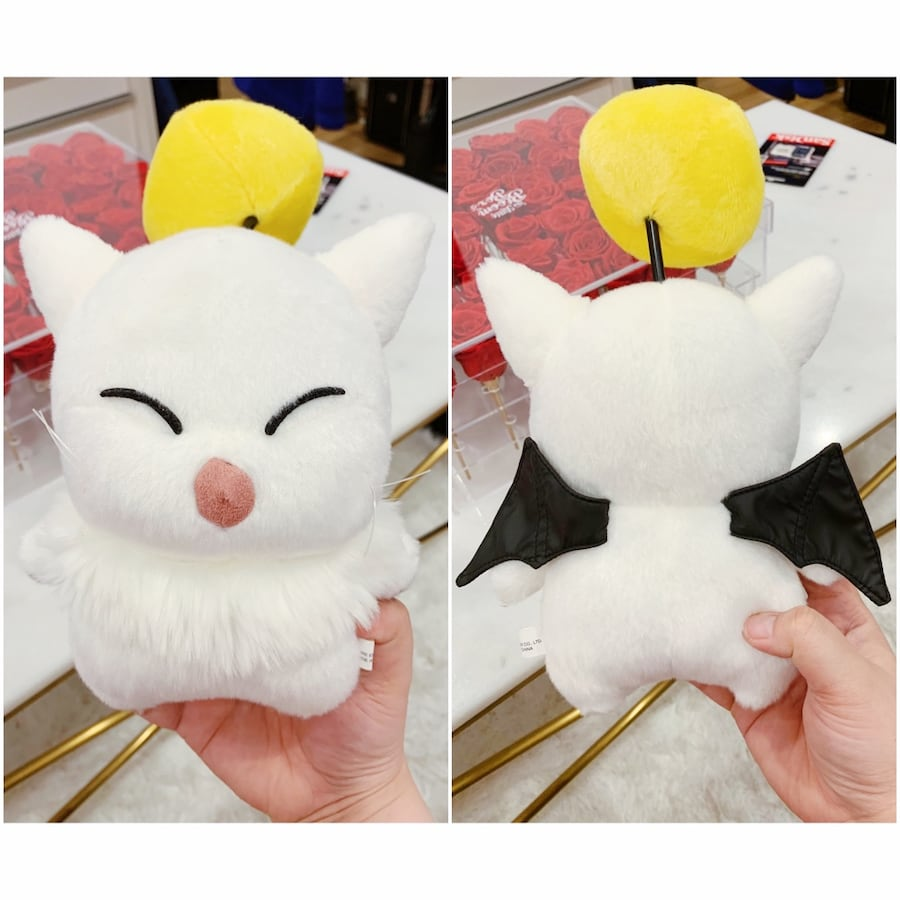 FINAL FANTASY XIV PLUSH KUPLU KOPO (MOOGLE) [PLUSH]