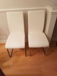 Boston dining chairs - Structube - chaises