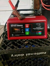 Battery charger & jump start Redford Charter Township