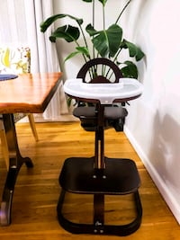 Swan High Chair