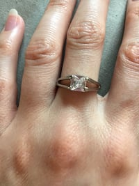 Costume jewelry ring Annandale, 22003