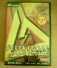 Delta Force Land Warrior pc Pinto