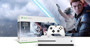 Xbox one S TB Star Wars. Only 1 in stock right now!!