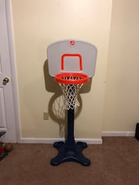 Step 2 basketball hoop.