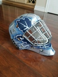 Cheevers Signed Leafs Mask Georgina, L4P 3L9