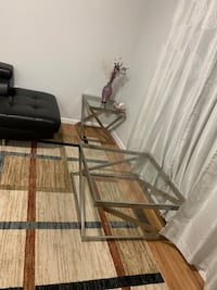 Modern Coffee table with 2 side table Lakewood Township, 08701