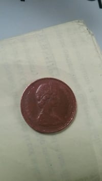 1975 canadian penny  Wappingers Falls, 12590