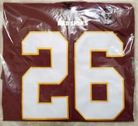 Redskins Adrian Peterson football Jersey  Laurel, 20723