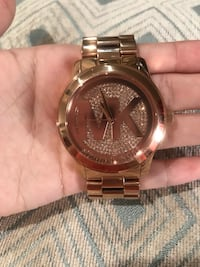 Mk woman's watch Rose Gold New Carrollton, 20784
