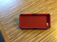 Red and black iPhone 6 case Guelph, N1G 4X7